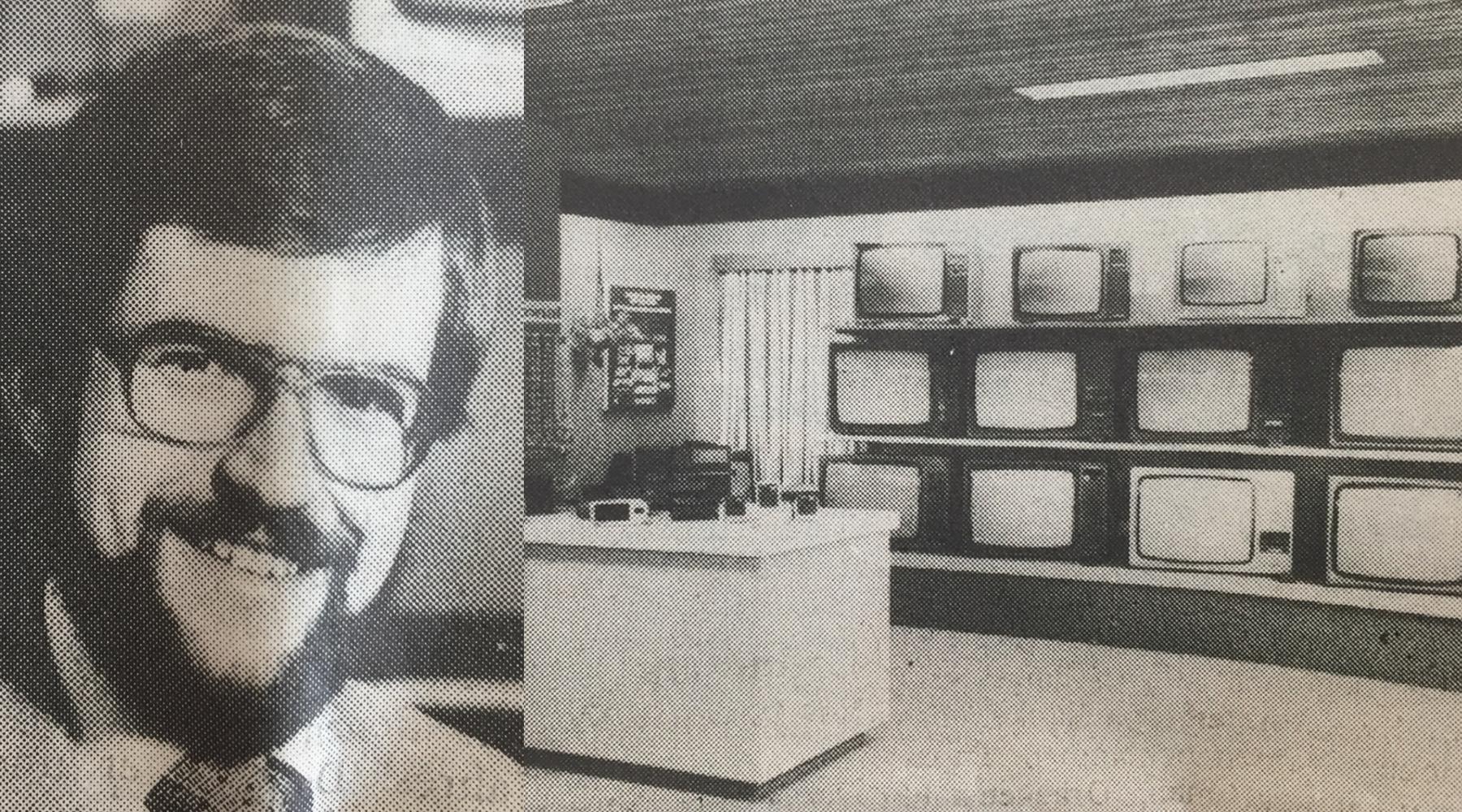 Gründung Häberli Radio TV