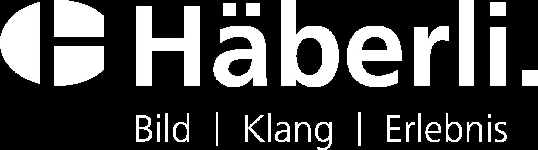 Häberli. Der Partner für Radio TV HiFi und Video. AG
