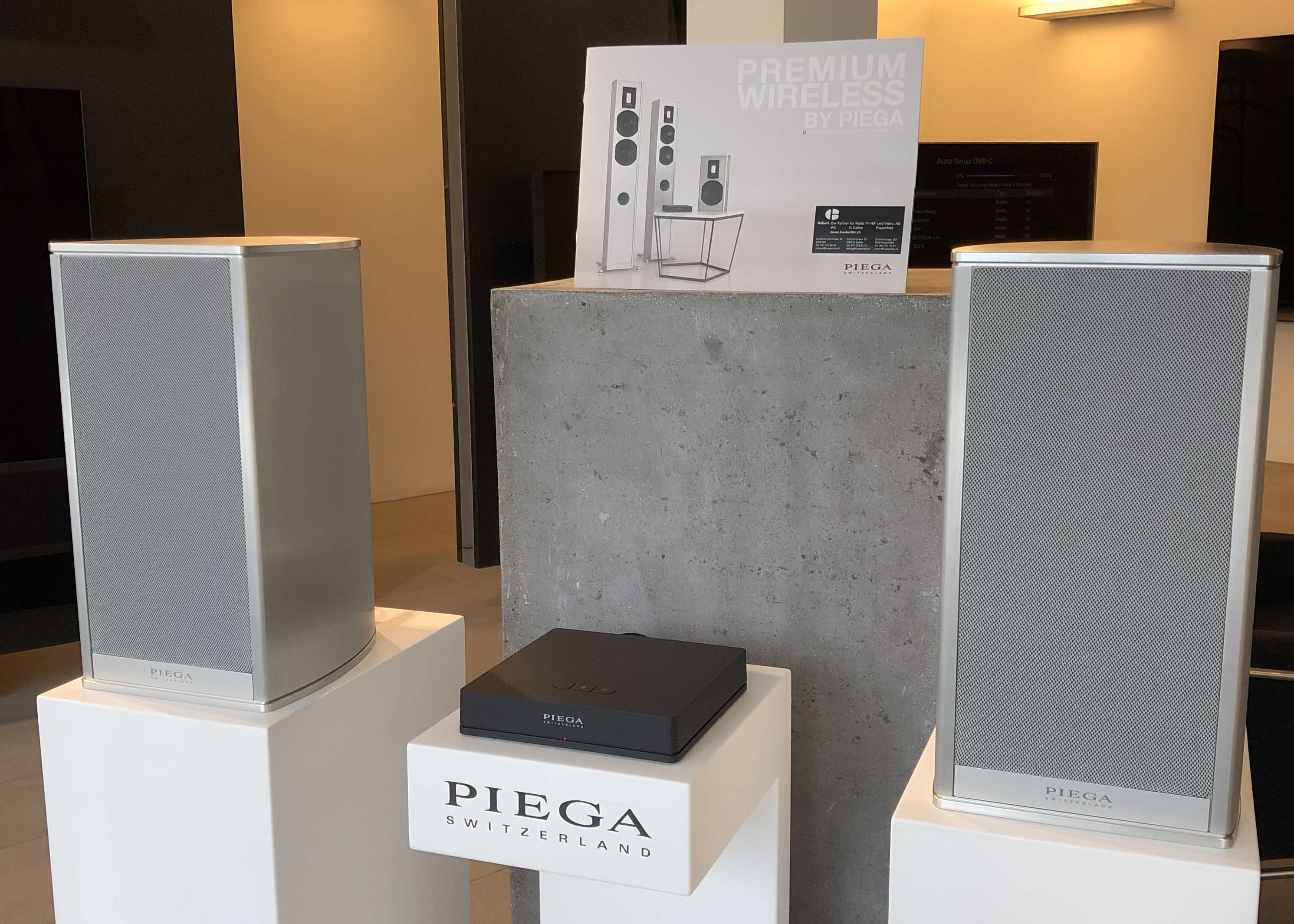 Piega Premium Wireless